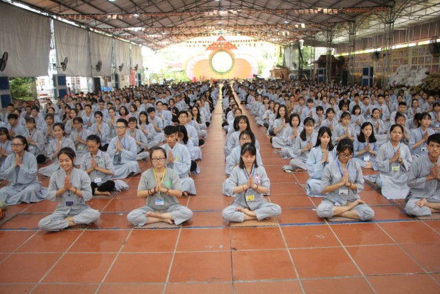 KTMH chùa Từ Xuyên – 2018 ngày thứ 4: Nhiều bài học quý