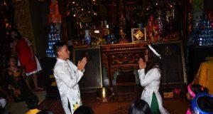 Chùa Duệ Tú tổ chức Lễ Hằng Thuận
