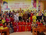 """Hà Nội: Giao lưu """"Phật giáo đối với nữ Phật tử"""""""
