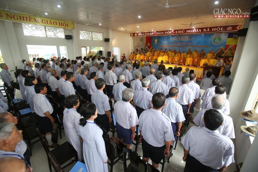 TP.Đà Nẵng: Trang nghiêm khai mạc hội nghị GĐPT T.Ư lần thứ 12