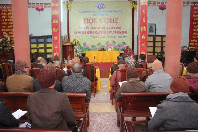 Thái Bình: Phật giáo tỉnh từ thiện trên 3,6 tỷ đồng